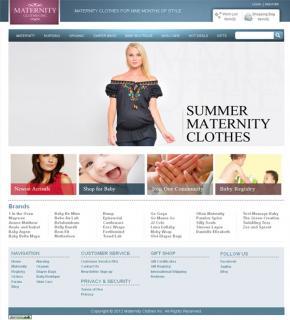 Maternity Clothes Inc